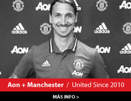 Aon Manchester United